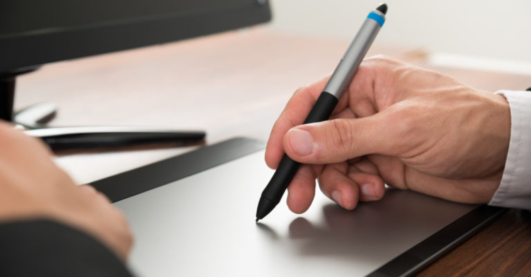 E-signature contracts signed digitally