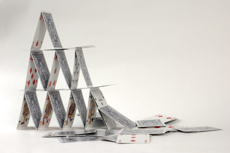 Integrate Contract Management Systems with Your Existing Stack - House of Cards Falling