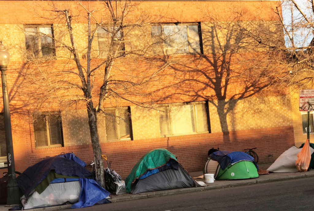 Homelessness in Denver