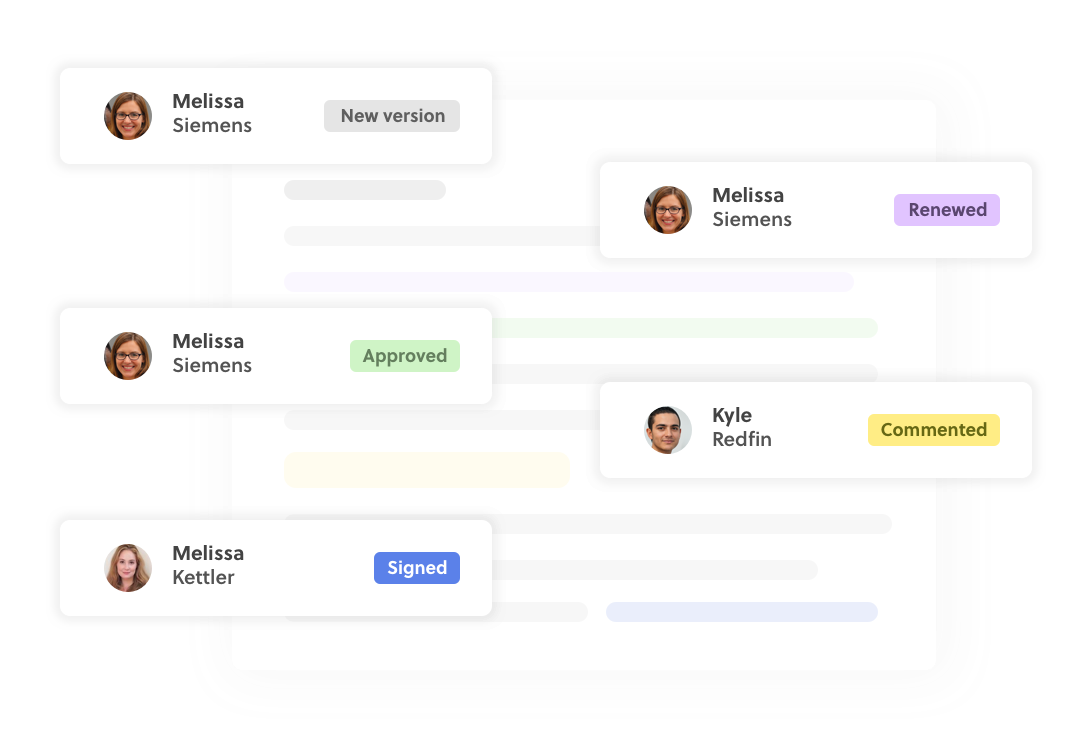 Collaborate with everyone: your teams, customers, and vendors