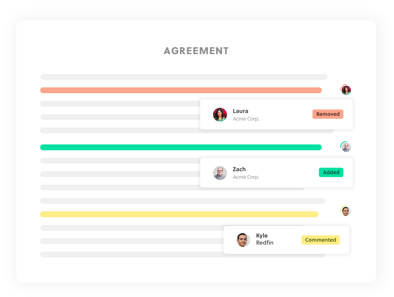 Create, edit, e-sign, and manage — all in one place